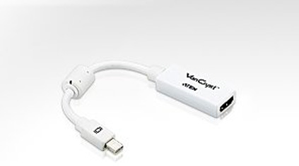 Aten Mini Displayport to HDMI Adapter