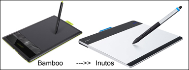 Intuos Pen&Touch Small